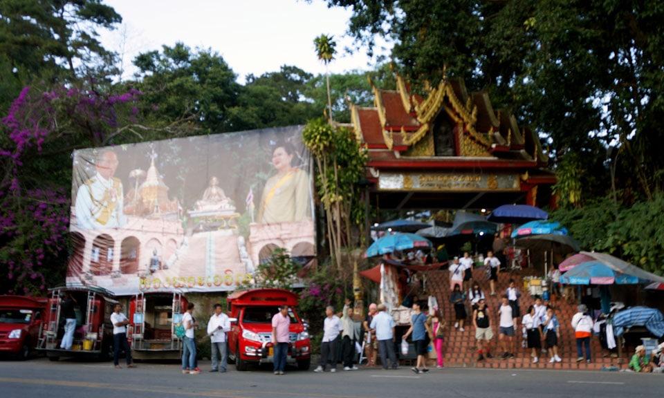 Chiang Mai Trips Doi Suthep