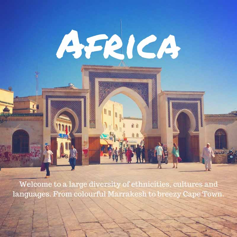 Destination Africa
