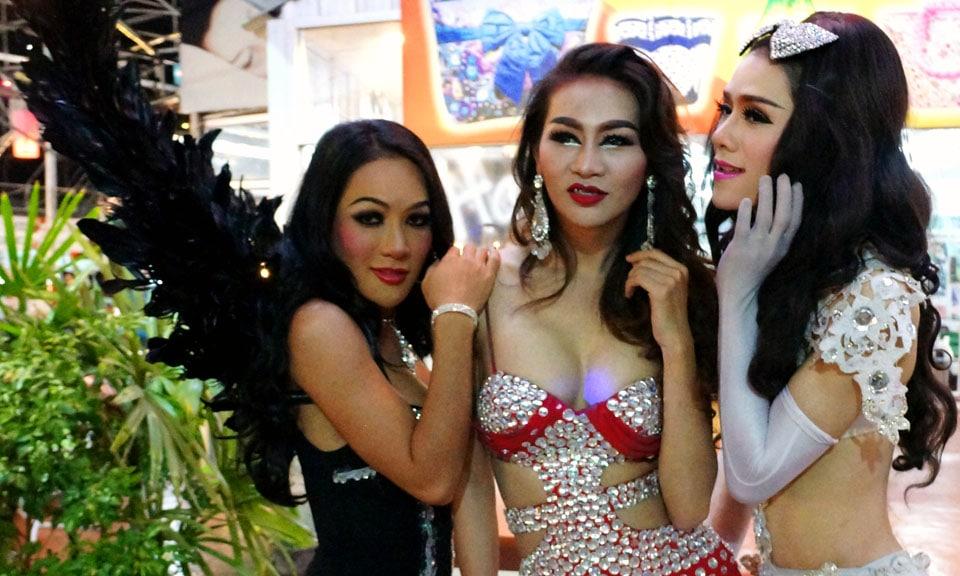 Chiang Mai Ladyboy Cabaret