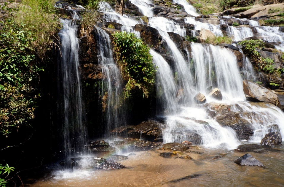 Doi Inthanon Waterfall National Park