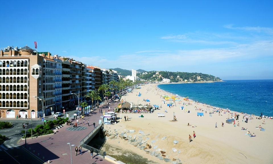 Lloret-Main-Beach