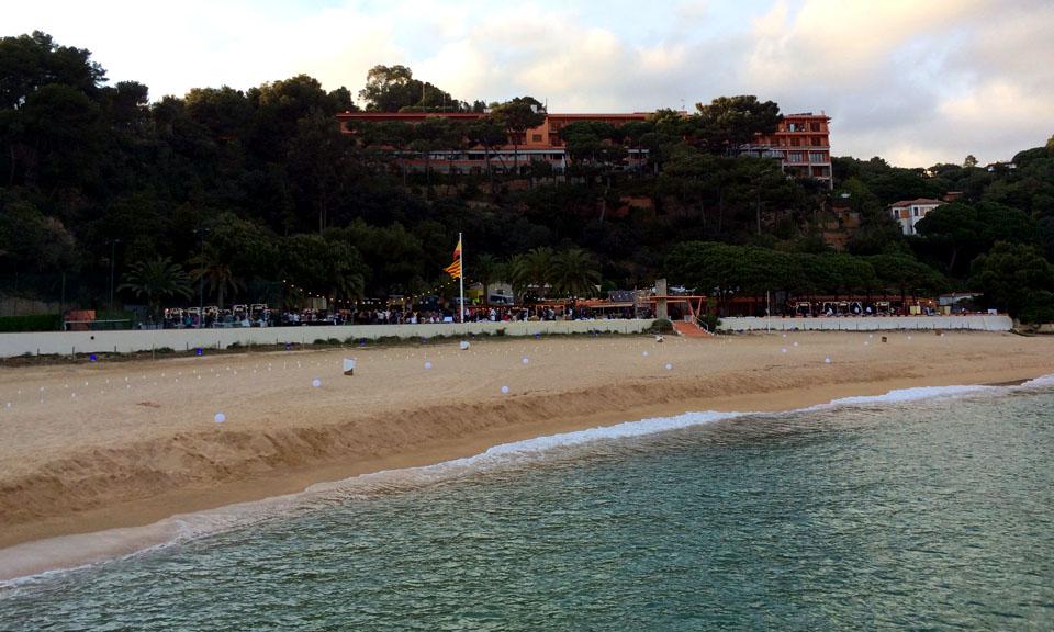 santa-christina-beach-Lloret-de-Mar