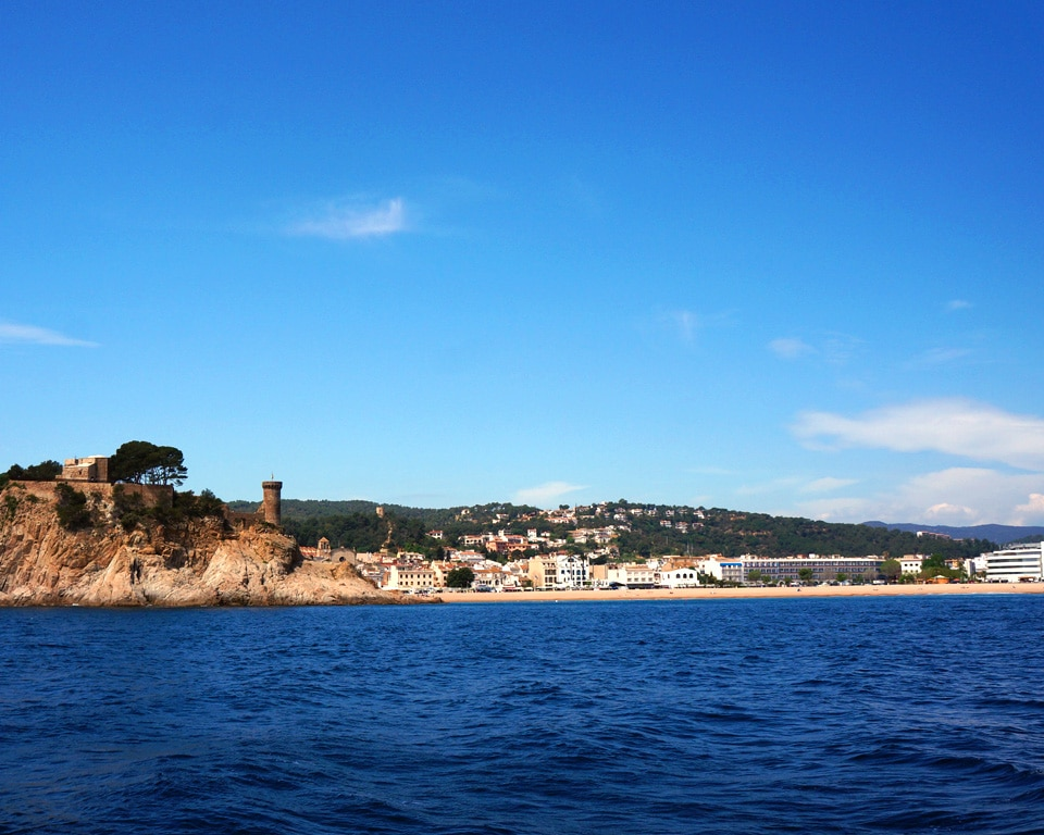 Tossa de Mar day trip Barcelona