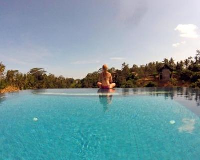 Bali infinity pools