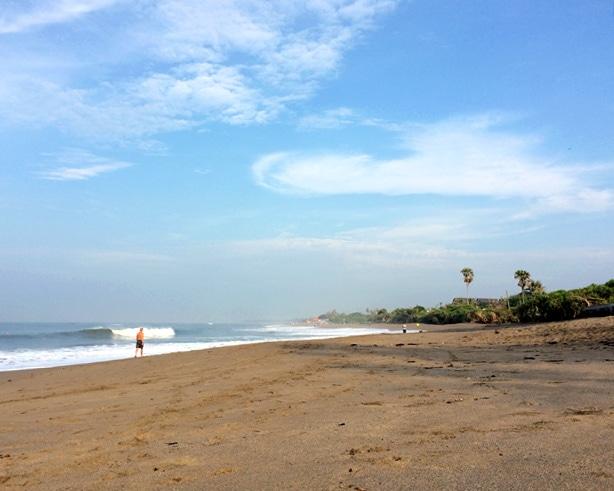 Berawa beach Bali Canggu