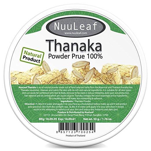 Thanaka Face Powder
