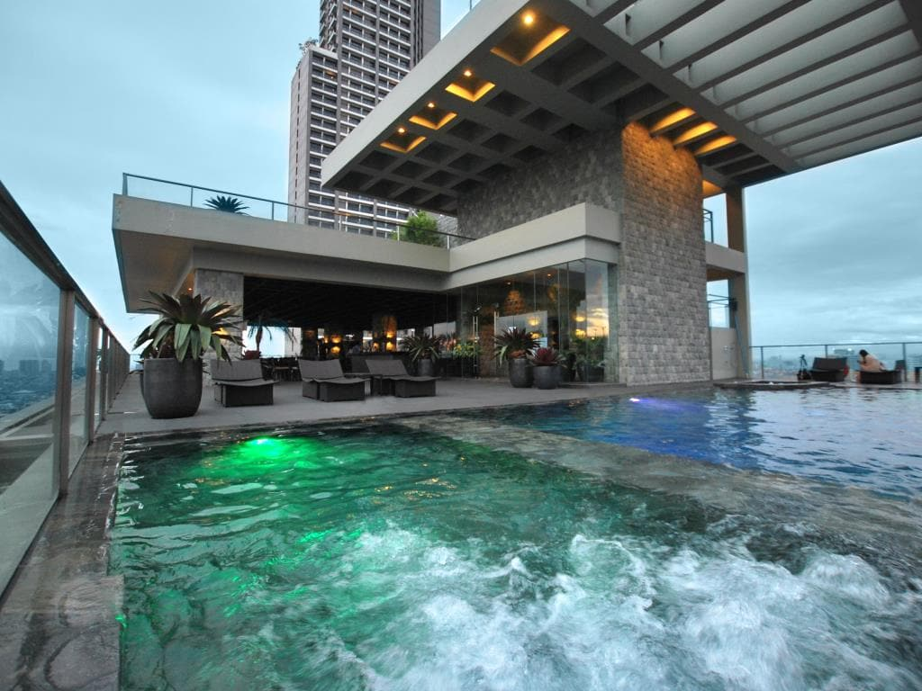 Where To Stay In Manila Philippines  Breathing Travel
