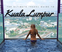 Ultimate Travel Guide to Kuala Lumpur