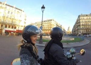 Ways to explore paris