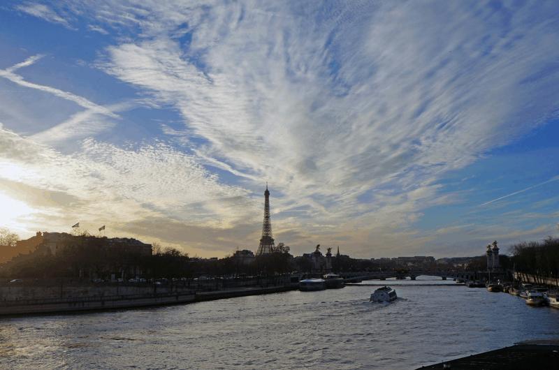 visiting Belleville in Paris