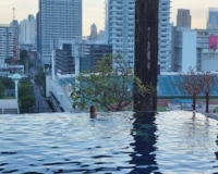 Bangkok rooftop pools