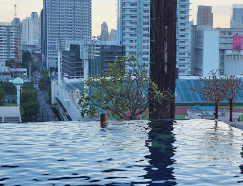 These Are The 14 Best Bangkok Rooftop Hotel Pools To Die For