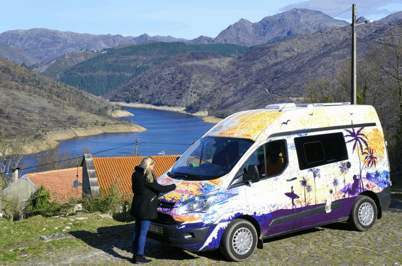 exploring Gerês National Park Portugal