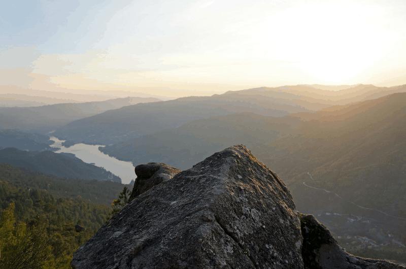Miradoura Pedra Bela Portugal