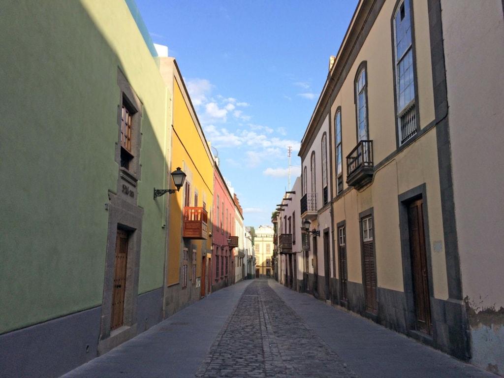Las Palmas Streets