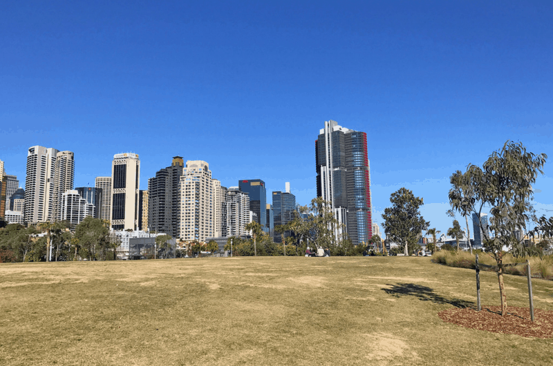 Barangaroo in Sydney