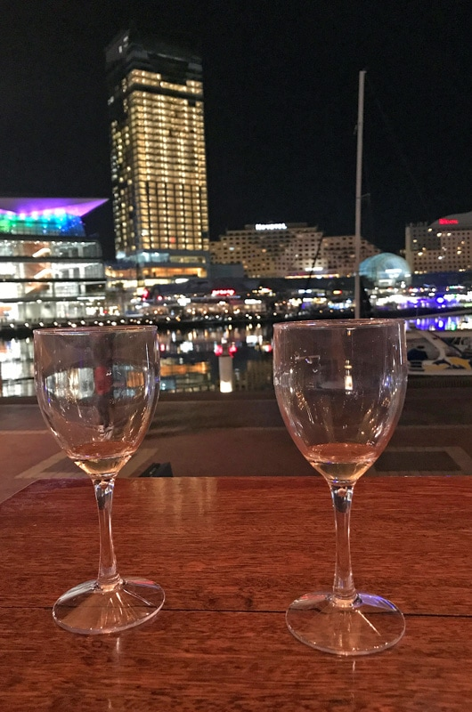 Wharf Darling Harbour