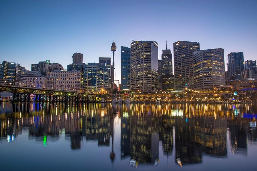 Darling Harbour Sydney Guide