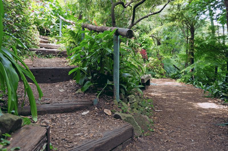 Weny Whiteley's secret garden