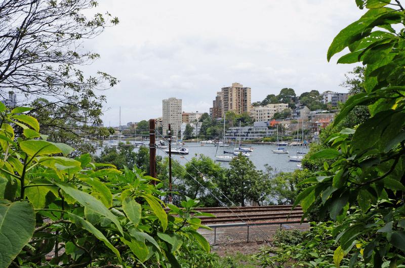 exploring Wendy's Secret Garden in Sydney
