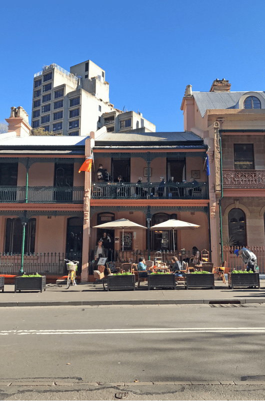 Cute Cafés The Rocks Sydney