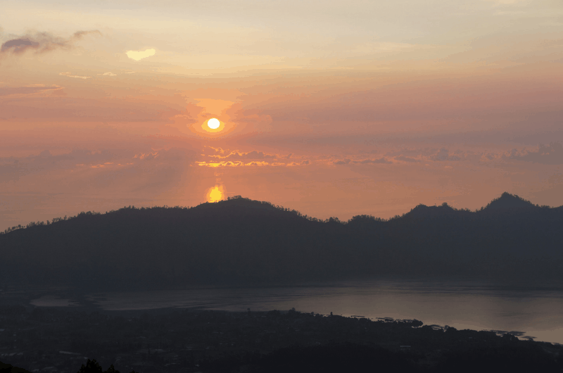 Mount Batur Sunrise From Top Breathing Travel