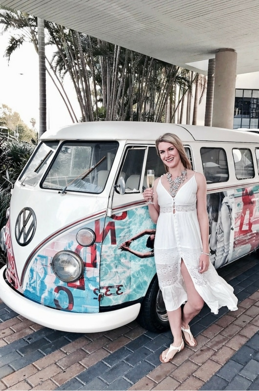 QT Hotel Diner en Blanc Gold Coast