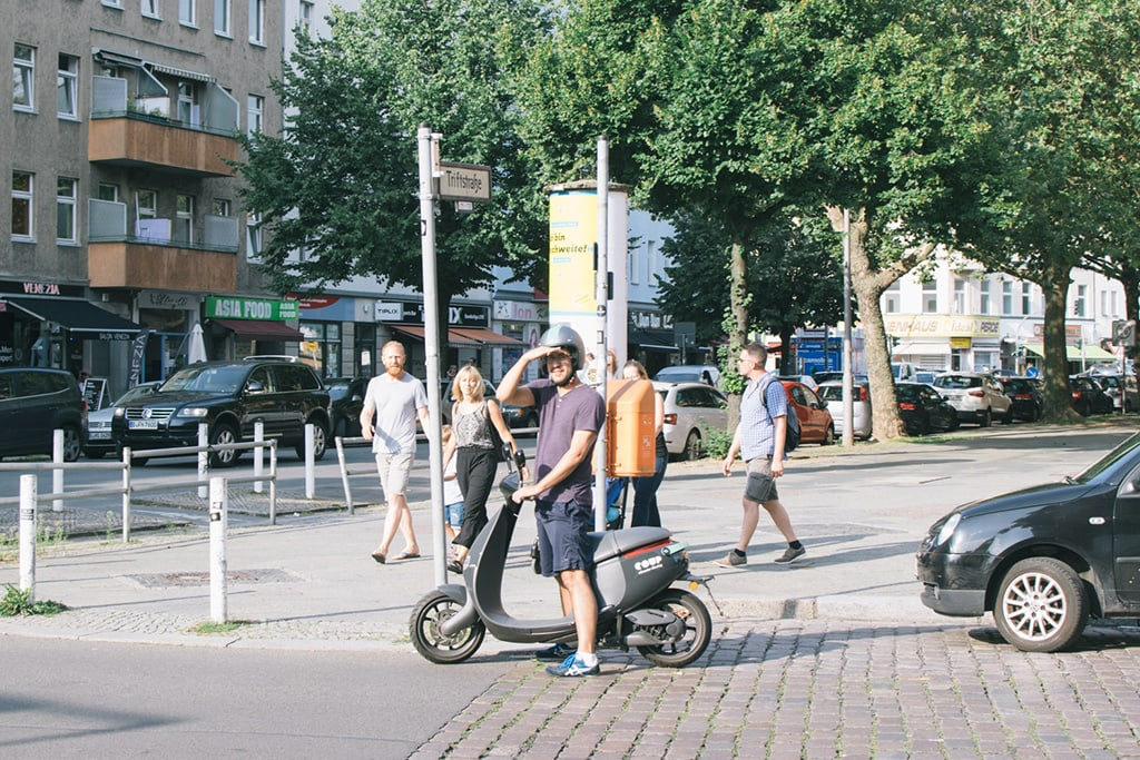 getting around in Berlin
