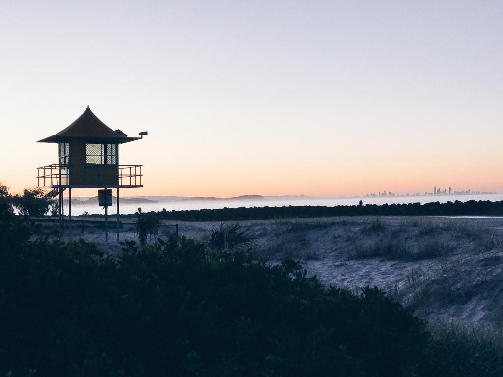 Gold Coast views