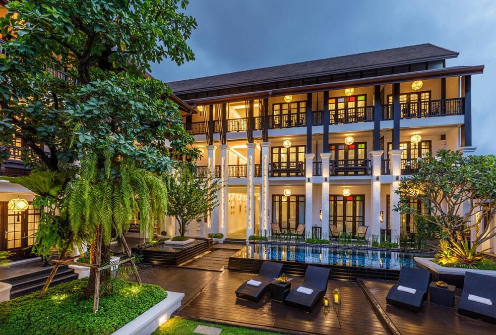 The best chiang mai accommodation options from budget to for Best design boutique hotels thailand