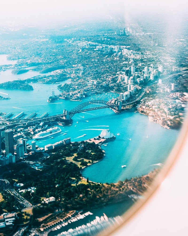 how to get cheap airfare to australia