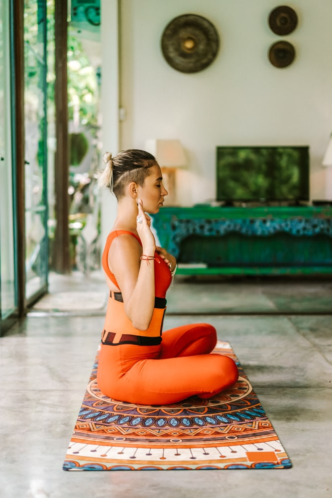 Best Online Yoga Teacher Trainings To Take From Home Breathing Travel