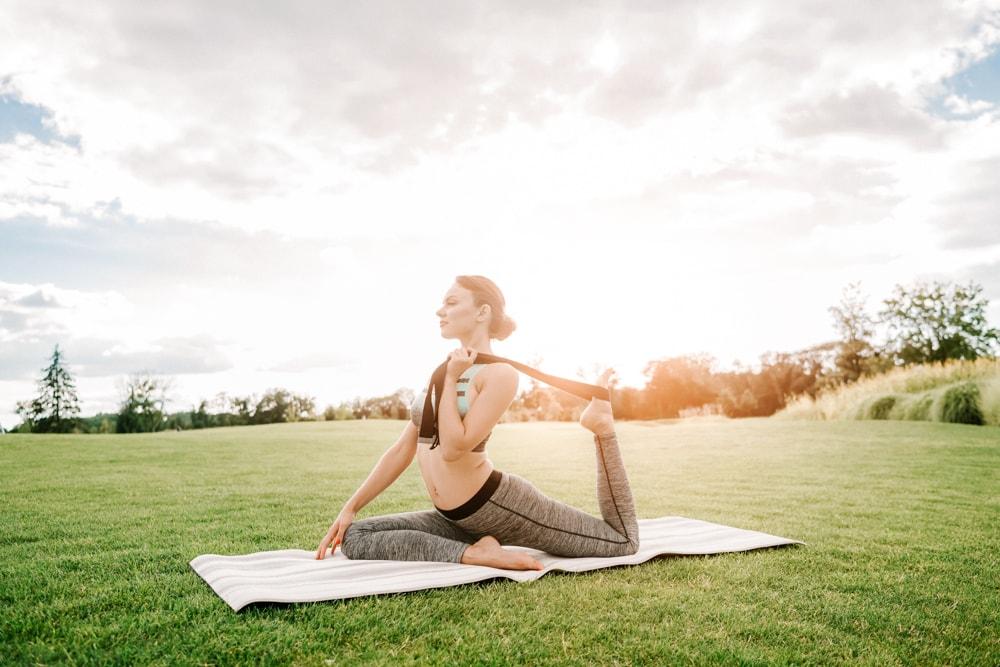 Best Online Yoga Teacher Trainings To Take From Home Breathing Travel