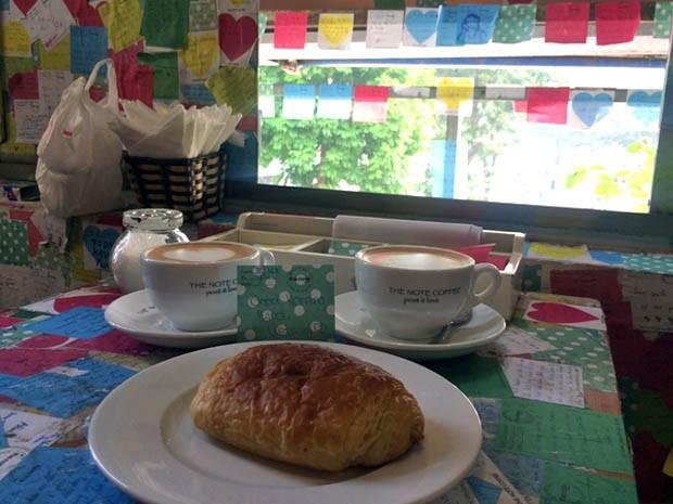 The Note Coffee Hanoi