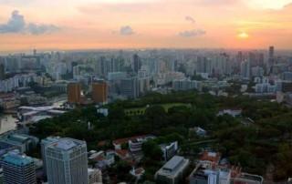 Singapore Sunset