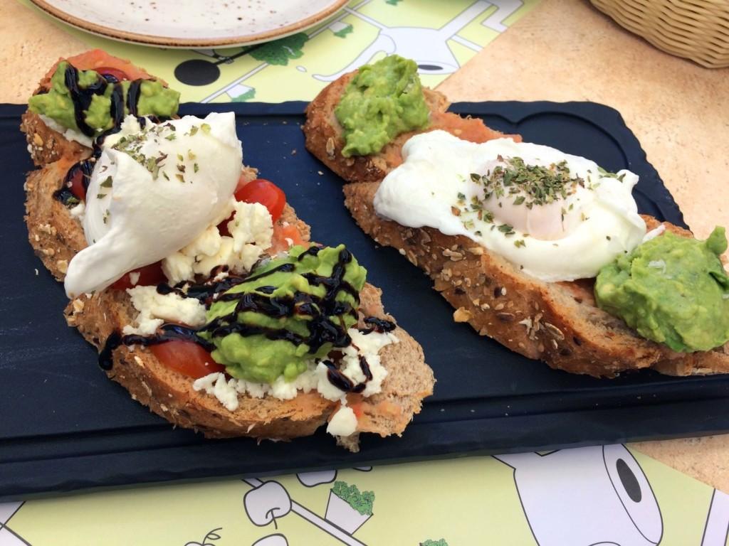 breakfast mr kale