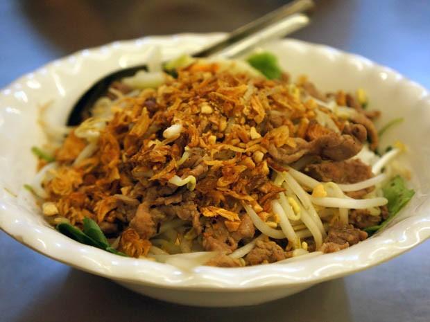 Hanoi Hiddem Gems Food Scene