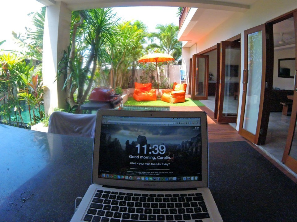 Bali's Best Coworking Spaces