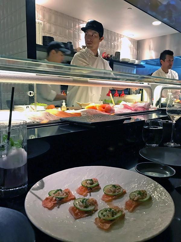Sokyo Japanese Restaurant Sydney