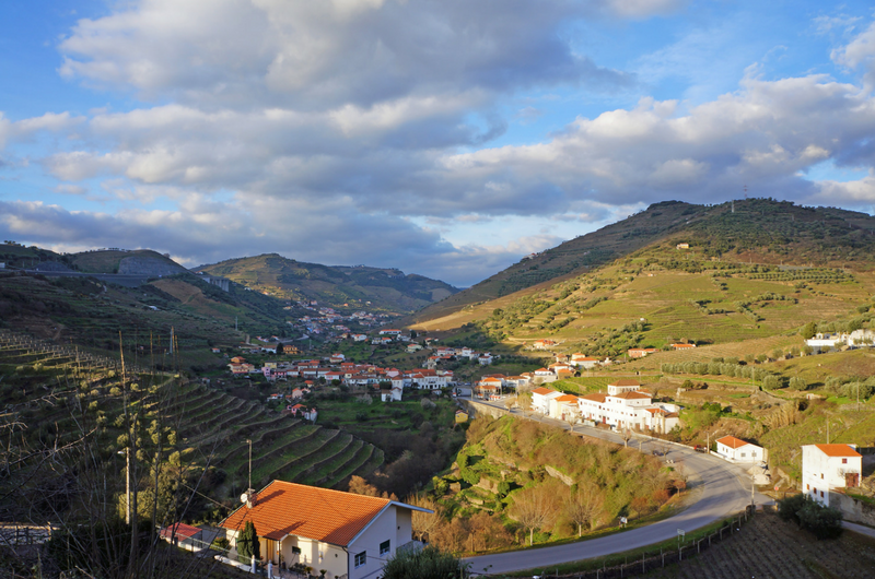 beautiful nature in Portugal